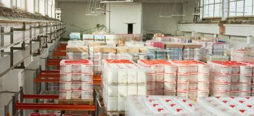 Виробництво та закупівлі FRONT