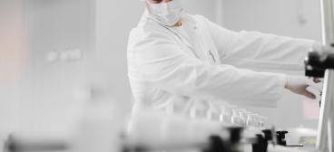 Лабораторія і контроль якості виробника ФРОНТ